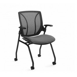 Armchair | Roma Mesh Medium Back