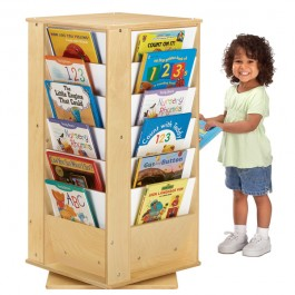 Bookcases | Revolving small Literacy Tower