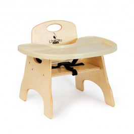 "High Chair | High Chairries Premium Tray 5"" Seat Height"