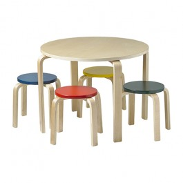 Stools - Brentwood Table and Stool set