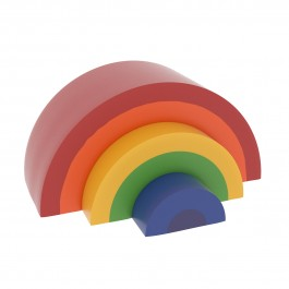 Rainbow Soft Seating  by Fomcore