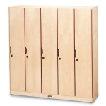 Storage | 5 Section Lockers with Doors