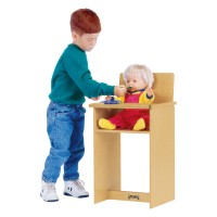 Dramatic Play | Doll High Chair