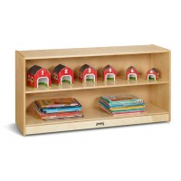 Bookcase | Toddler Adjustable Mobile Straight Shelf