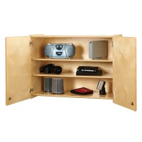 Storage | Lockable Wall Cabinet