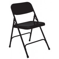 Premium All-Steel Folding Chair | Set of 4 | 200 Series