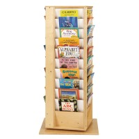 Bookcase | Revolving Large Literacy Tower