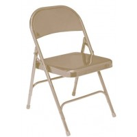 Standard All-Steel Folding Chair | Set of 4 | 50 Series