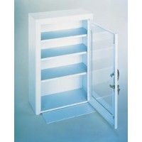 Medicine Cabinet |  with Plexiglass Door
