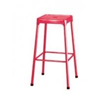 "Bar Stool | Steel 29"" High"