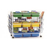 Cart | Deluxe Leveled Reading Book Browser 9-1