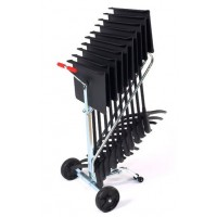 Music Stand Dolly for 10