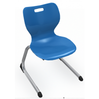 Shown in Royal Blue with Titanium Legs