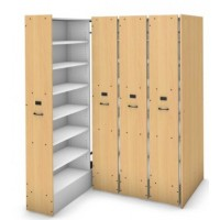 Pull Out -Right sided  Storage Unit