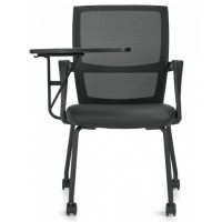 Shown in Black with Table (casters additional cost please call)