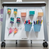 Accessories | Makerspace Tables | End Panel Kit