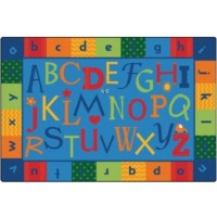 Carpet | Kids Soft Toddler Alphabet Around literacy