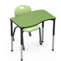 Shown in Dublin with Chair (D16AC) in Apple Green