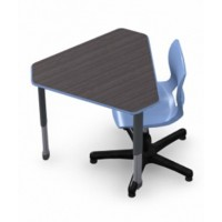 Shown in Asian Night Top, Chair (00961) Blueberry