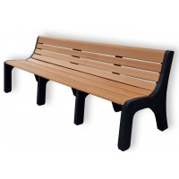 8' Long Bench | Newport