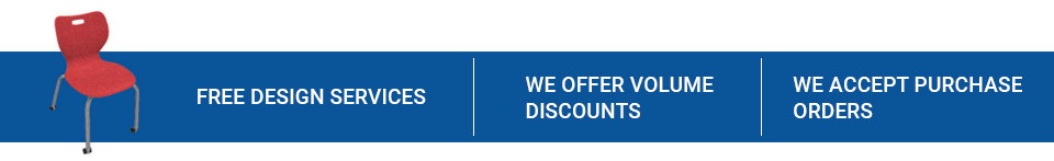 Free Design Services | We Offer Volume Discounts | We Accept Purchase Orders